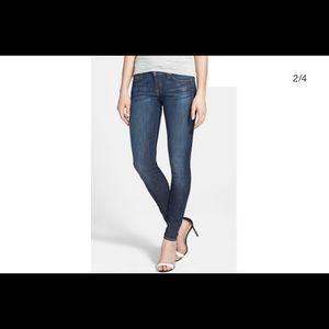 NWT- 7 jeans Skinny second skin legging  sz 23